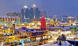 Kansas City During the Holidays
