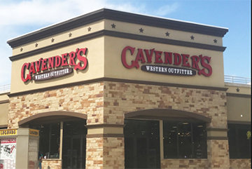 Cavender's Western Outfitters a the KCK Legends Outlet