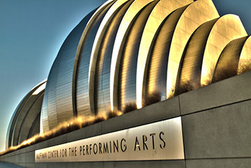 Kauffman Center for the Performing Arts